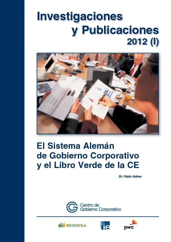 2012 German Kodex and EU Green Book