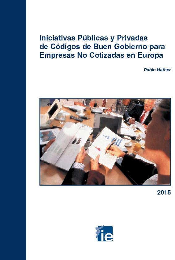 2015 Iniciativas Publicas Privadas Codigos BG Para Empresas No Cotizadas en Europa 1